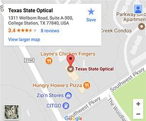 tso college station directions